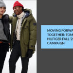 "Thinking about the environment, Tommy Hilfiger encourages reusable garments with ""Together We Create."""