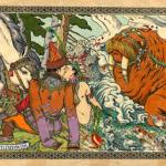 Illustrations by Felix d'Eon