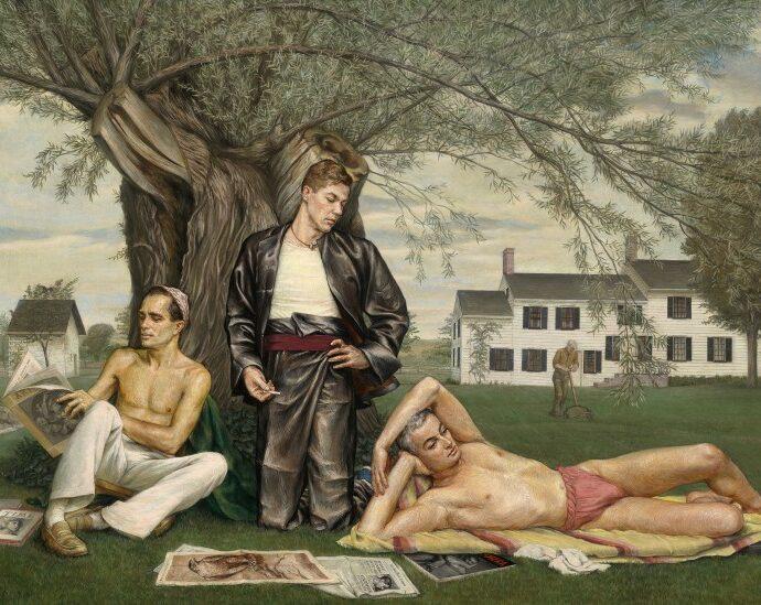 homoerotic gay art