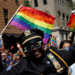 LGBT activists BAN police from Pride in NYC