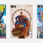 Marvel and DC Comics To Go Gay In A Big Way